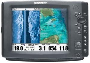 humminbird 1198c fishfinder