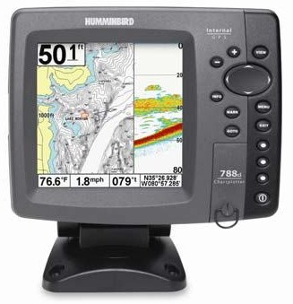 humminbird 788c color fishfinder gps combo : : top fish finders, Fish Finder
